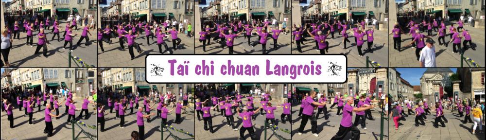 Tai Chi Chuan Langrois